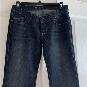 Long bootcut vintage denim rock & republic jeans